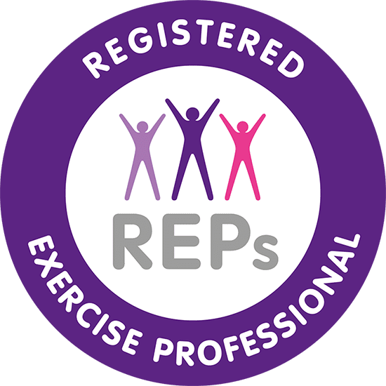 REPs Register of Exercise Professionals